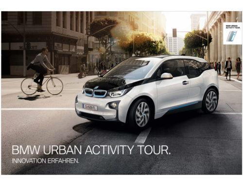BMW i Anzeigen
