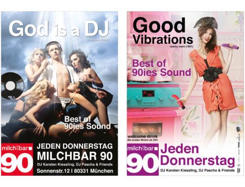 Milchbar90 Kampagnen